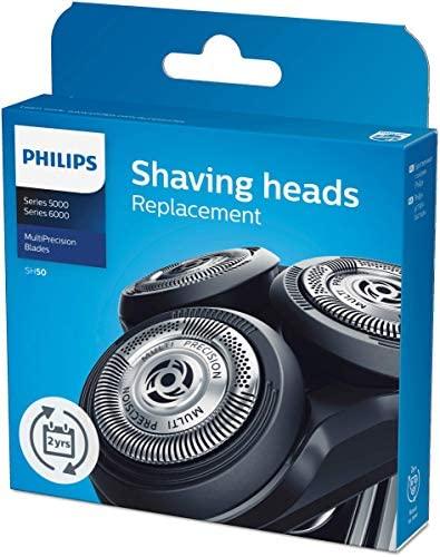 Philips 5000 SH50/50 – Cabezales de afeitadoras, color negro