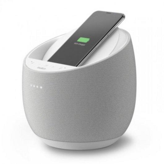 Altavoz Inteligente Hi-Fi + Cargador Inalámbrico