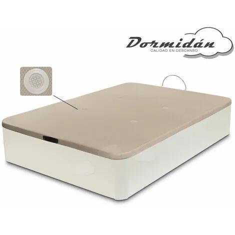 Canape abatible Plus air – Blanco – 135×190