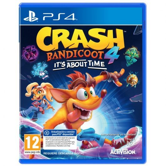 Crash Bandicoot 4: Its About Time PS4