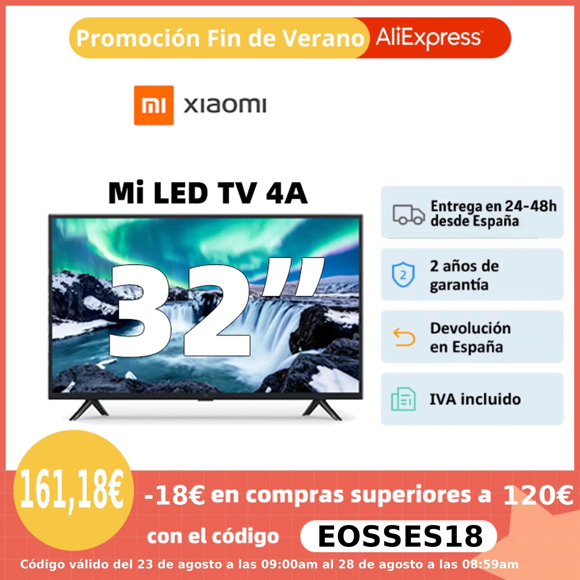 Smart TV Xiaomi Mi LED TV 4A (32″)
