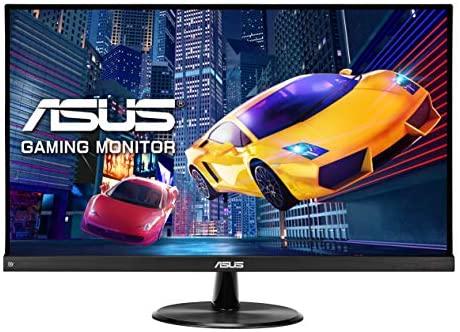 "ASUS VP249QGR – Monitor Gaming de 23.8"" Full HD (IPS, Sin Marco, 1 ms MPRT, 144 Hz, Adaptive-Sync (FreeSync), ELMB, Shadow Boost, Antiparpadeo, Filtro de luz Azul)"