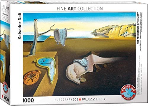 Eurographics 60000845 The Persistence of Memory – Puzzle , color/modelo surtido
