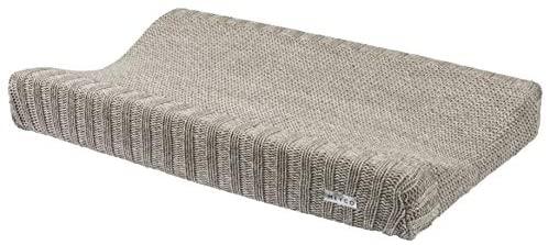 Meyco 2763081 – Funda para cambiador de pañales (100% algodón, 45 x 70 cm), color beige