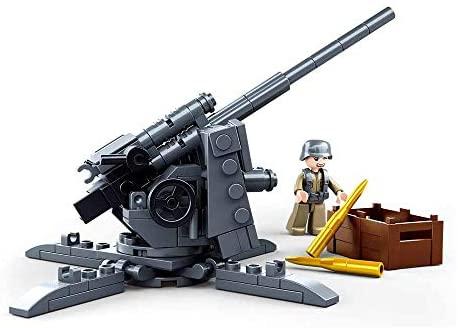 Sluban M38-B0852 (sin sugerencias) Pistola antitanque de 88 mm