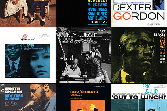 Set de 5 vinilos LP misteriosos