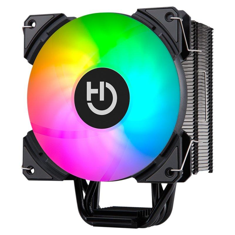HidiTec C12 ARGB PWM Ventilador CPU 120mm