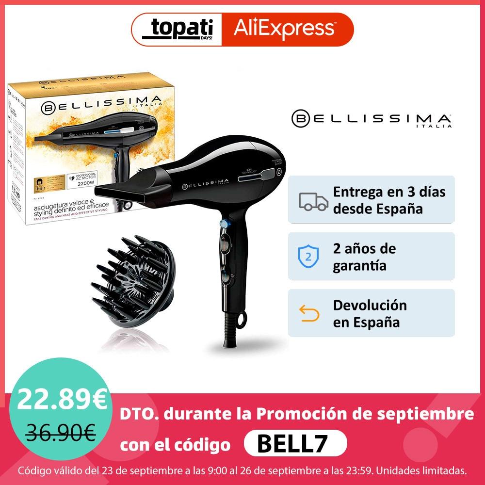 Bellissima professional hair dryer P2