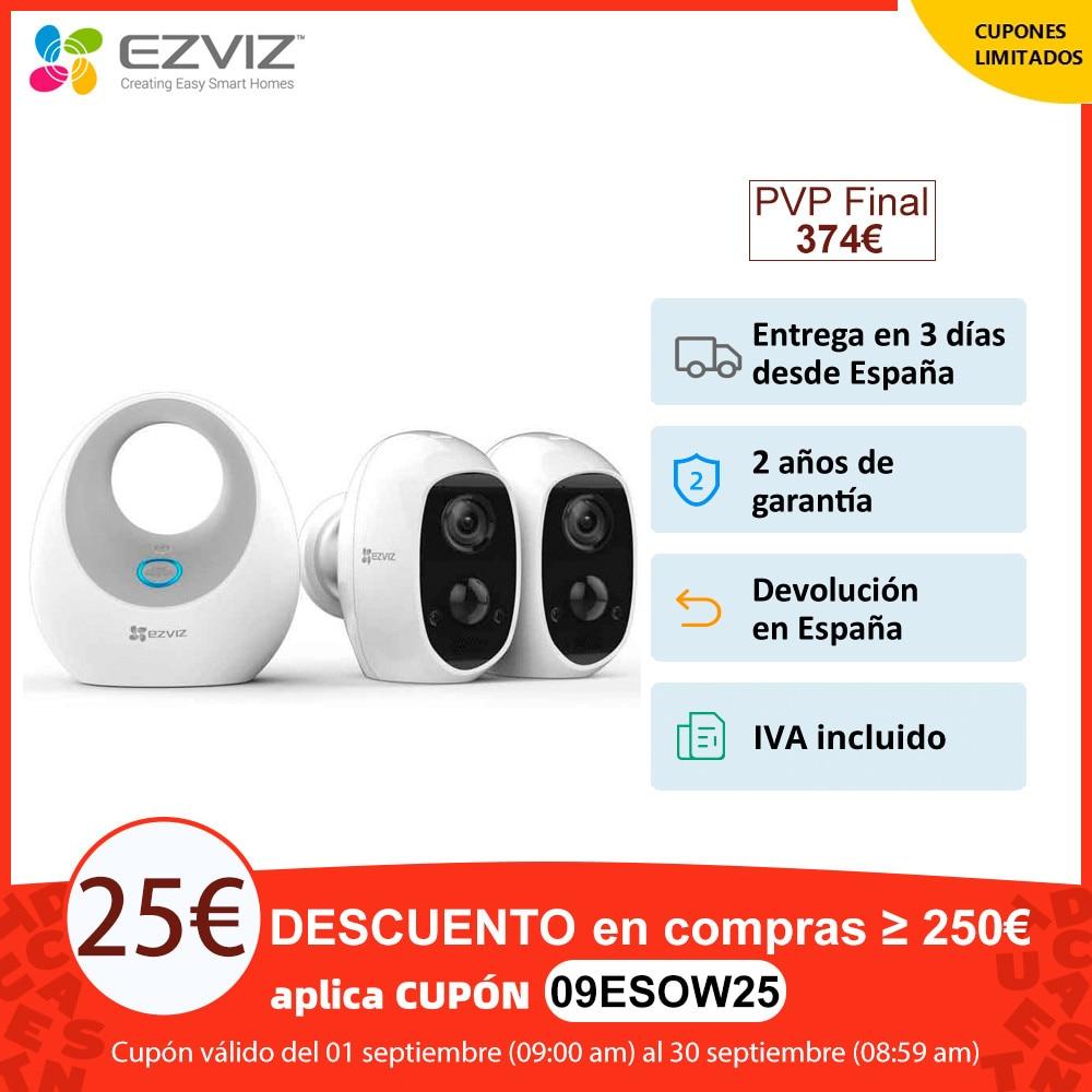EZVIZ C3A + Base – W2D
