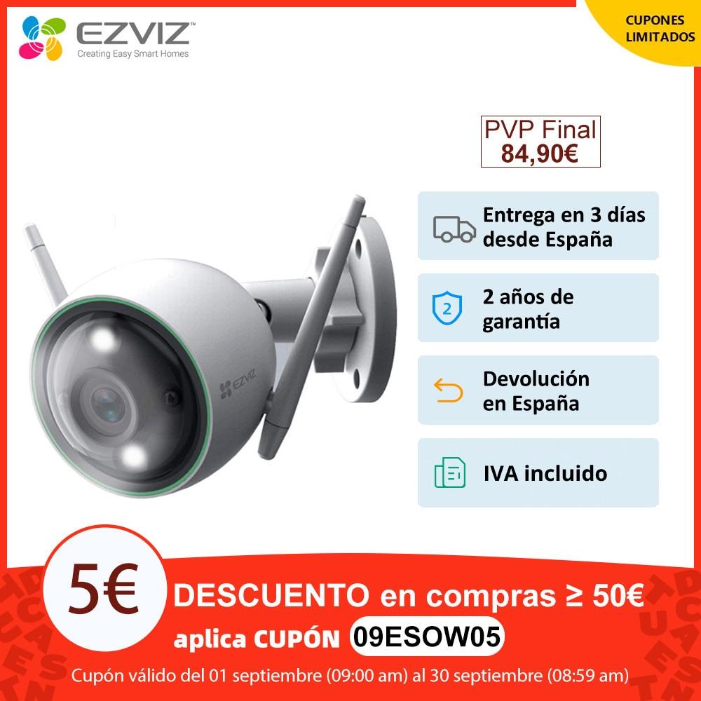 EZVIZ C3N, outdoor smart WiFi camera