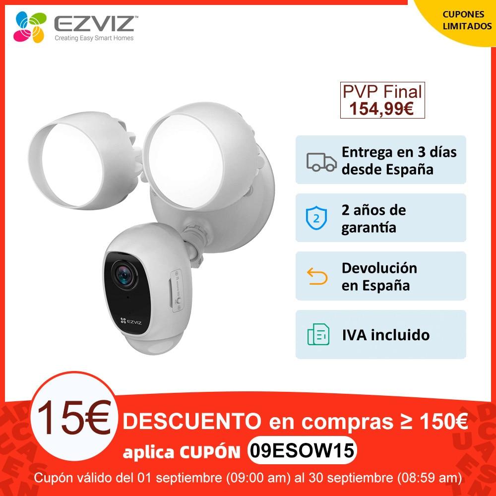 EZVIZ LC1C, outdoor smart security camera