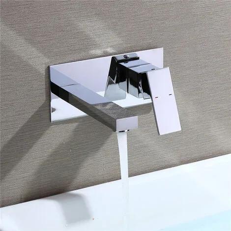 Grifo de monomando lavabo de baño