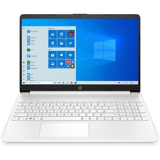 Portátil HP 15S-eq1087ns AMD Ryzen 5 4500U/8GB/256GB