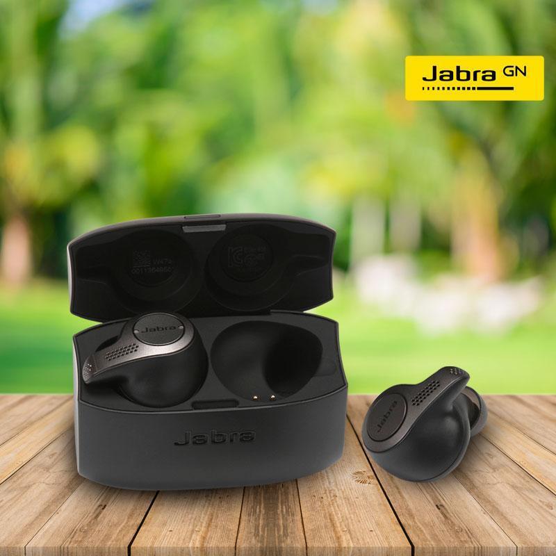 Jabra Elite 65T Titanium Black