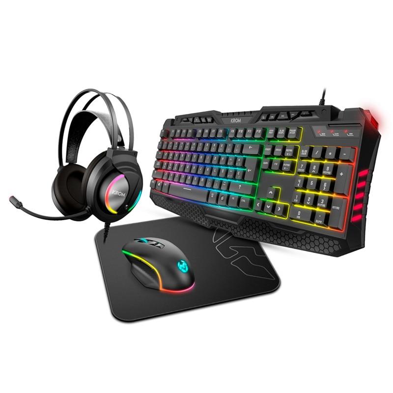 Kit Gaming RGB