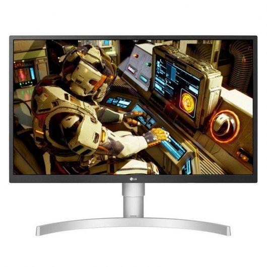 Monitor LG 27UL550 W 27 LED IPS UltraHD 4K FreeSync