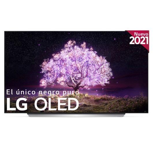 TV OLED 163,9 cm (65») LG OLED65C16LA Smart TV, HDR Dolby Vision, 4K, Inteligencia artificial