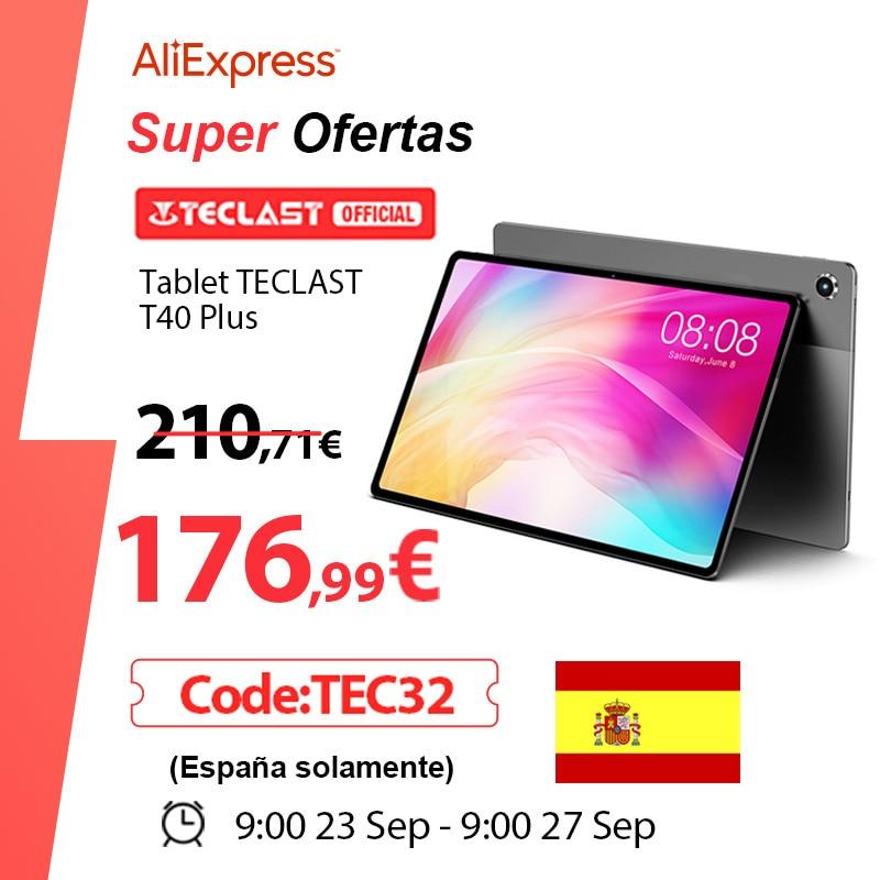 Teclast T40 Plus 10.4 Inch Tablet 8GB RAM
