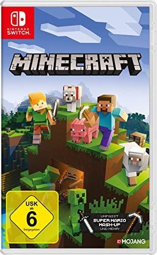 Minecraft: Nintendo Switch Edition – Nintendo Switch [Importación alemana]