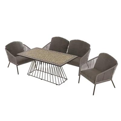 Conjunto de muebles de porche