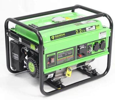 Generador inverter monofásico gasolina SAU de 2000 w