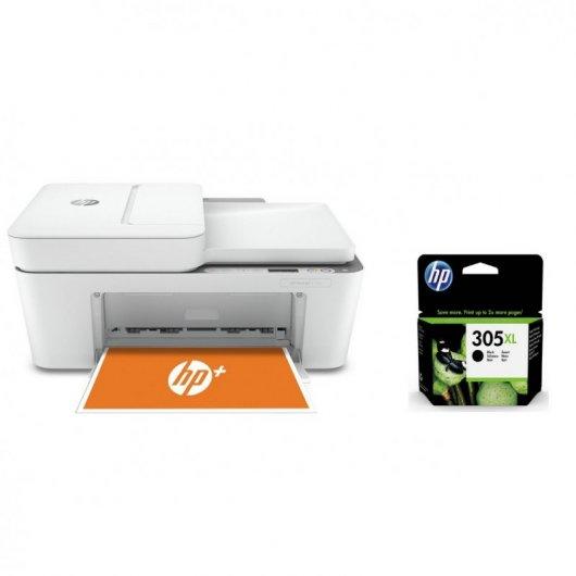 Impresora HP DeskJet 4120e Multifunción Color WiFi