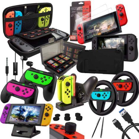 Kit Accesorios para Nintendo Switch