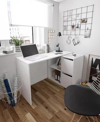 Mesa escritorio Adapta blanco