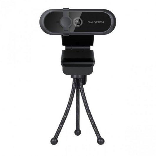 Owlotech Webcam 4K & Tripode