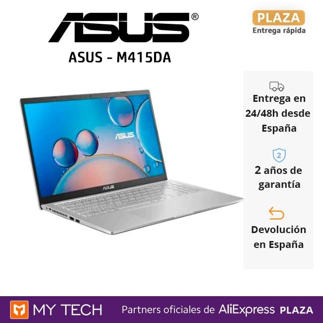 Portátil ASUS VivoBook M415DA y X513EA-BQ003T