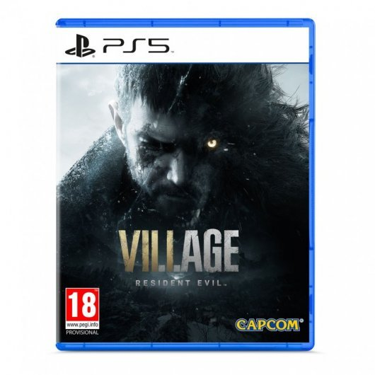 Resident Evil ViIIage PS5