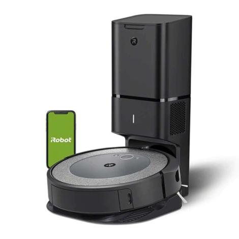 Robot aspirador iRobot Roomba i4+