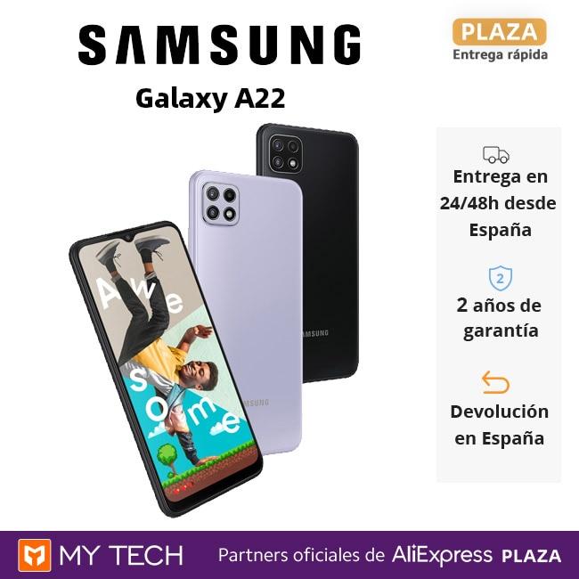 Samsung Galaxy A22 5G, 4GB + 128GB Smartphones
