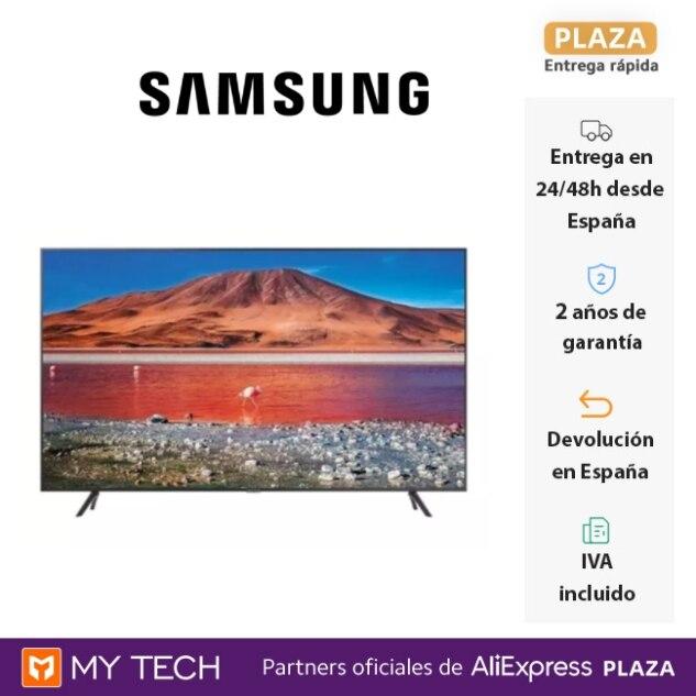 SAMSUNG TV SAMSUNG 43″ 4K