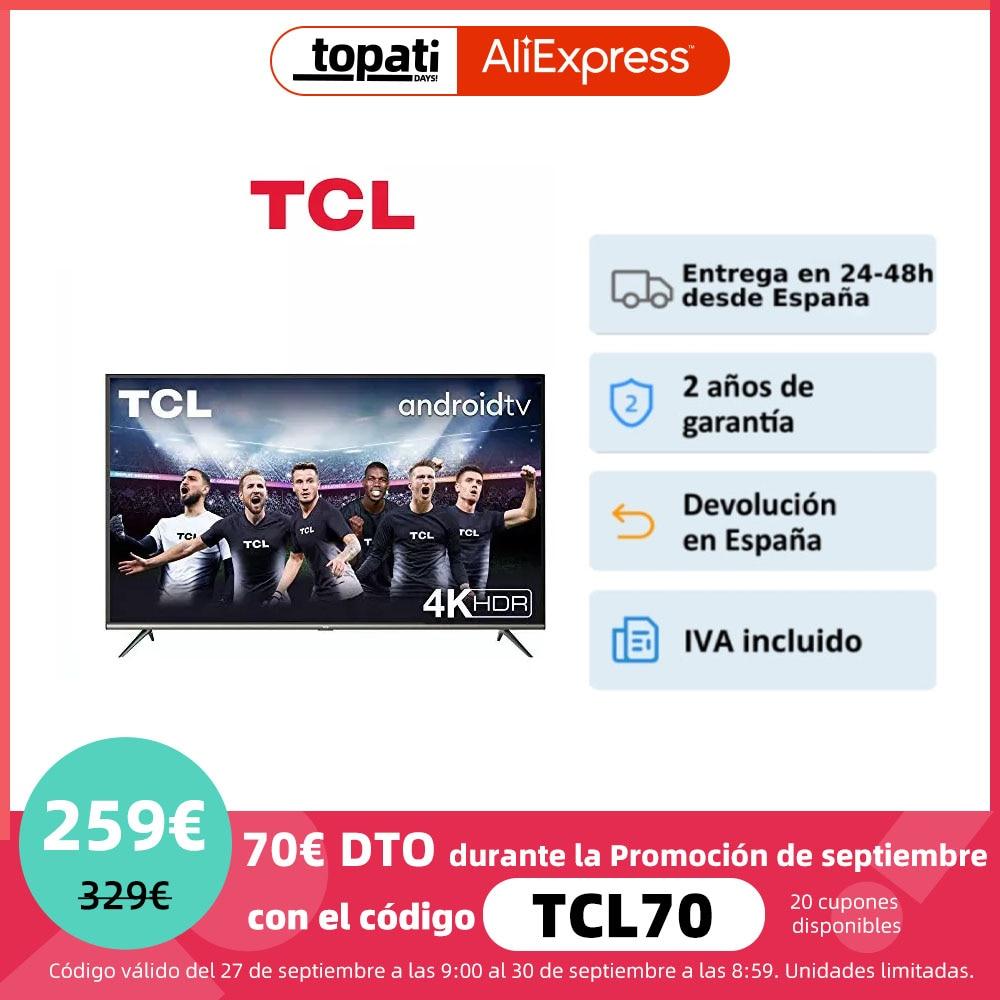 TV TCL 55″ 4K 55P615