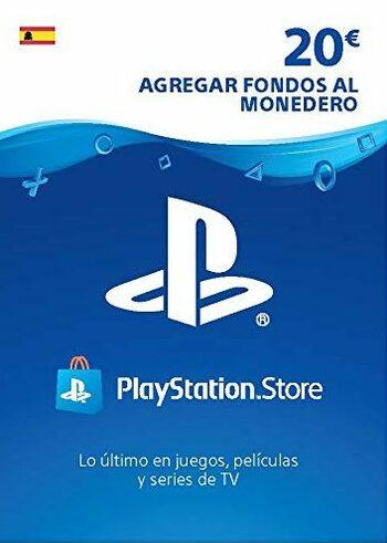 Tarjeta Playstation Network 20 EUR (ES) código PSN España