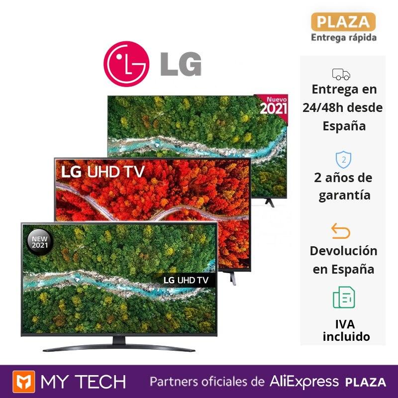 Televisores LG Serie P78003