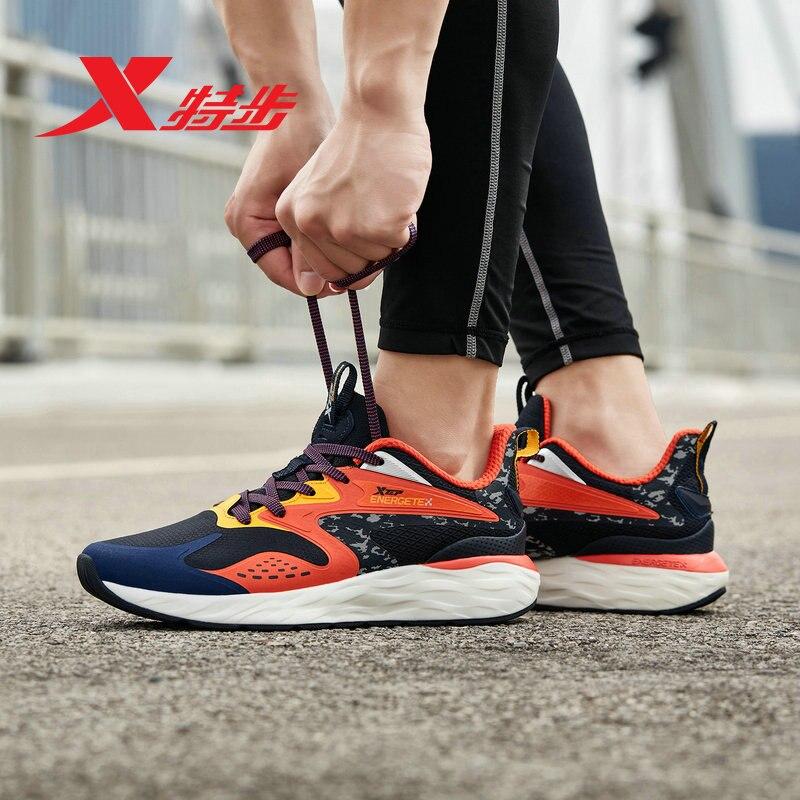 Xtep-Zapatillas de correr para hombre