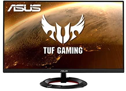 "Asus TUF VG249Q1R – Monitor Gaming de 23,8"" Full HD (1920 x 1080, IPS, 165 Hz, 1 ms MPRT, FreeSync Premium, Shadow Boost, DP, HDMI) Negro"