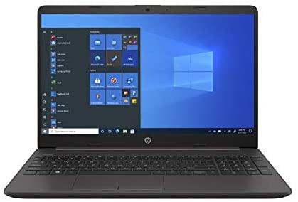 "HP 255 G8- Ordenador Portátil de 15.6"" FullHD (AMD Ryzen 5-3500, 8 GB RAM, 256 G8 SSD, Windows 10 Home) negro – Teclado QWERTY Español"