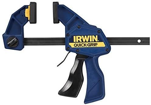 IRWIN T518QCEL7 – Mordaza/distanciador de carga media 450 mm (18 pulgadas)