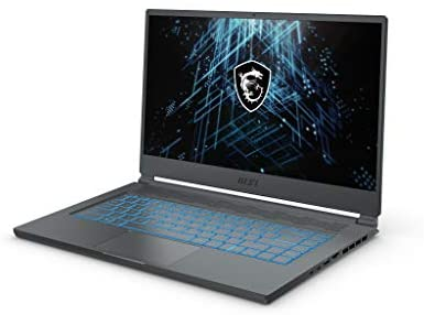 "MSI Stealth 15M A11UEK-228XES – Ordenador portátil de 15.6"" FHD (Tiger Lake i7-11375H, 16 GB x 2 RAM, 1 TB SSD, RTX3060 Max-Q, GDDR6 6GB, Sin sistema operativo) Gris – Teclado QWERTY Español"