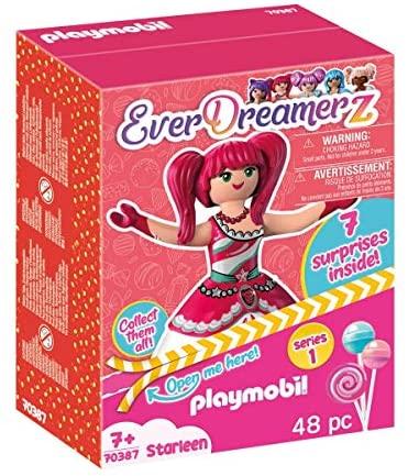 Playmobil Everdreamerz Candy World – Starleen, a Partir de 7 Años (70387)