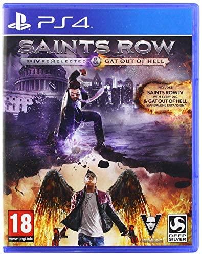 Saints Row IV Re-Elect & Gat PS4
