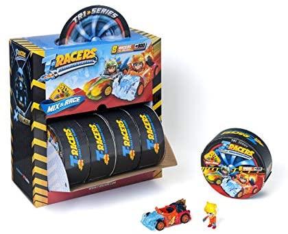 T- Racers I – Turbo Wheel Caja